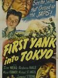 Le premier Américain à Tokyo