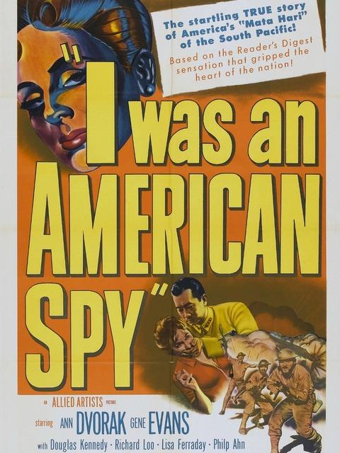 J'étais une espionne américaine