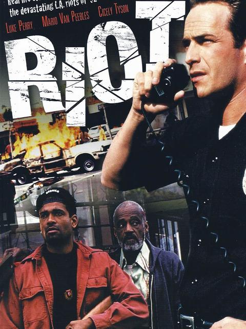L.A. 29/04/1992 : Emeutes à Los Angeles