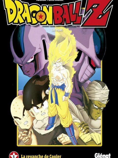 Dragon Ball Z : La Revanche de Cooler
