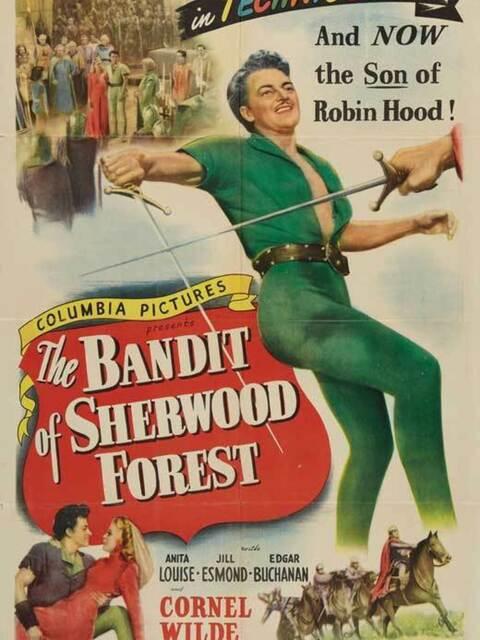 Le fils de Robin des Bois