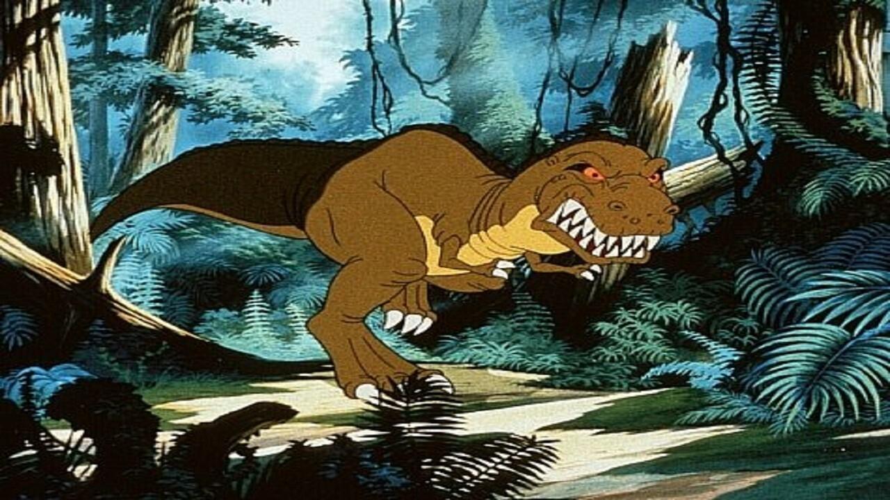 Le petit dinosaure 2 petit pied et son nouvel ami un film de 1994 vodkaster - Petit pieds dinosaure ...