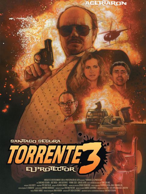 Torrente 3: El protector