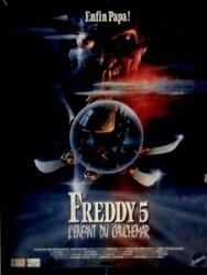Freddy - Chapitre 5 - L'Enfant du Cauchemar
