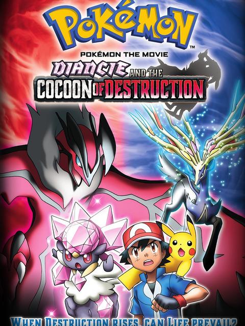 Pokemon: Diancie et le Cocon de l'Annihilation