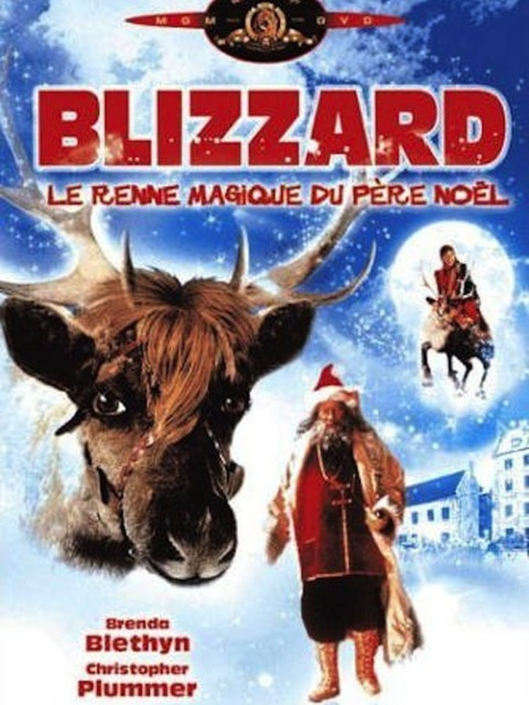Blizzard: Le renne magique du Père Noël
