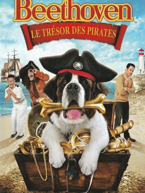 Beethoven: le Trésor des Pirates