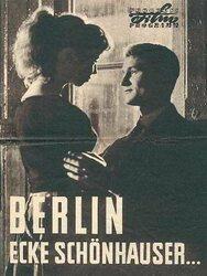 Berlin - A l'angle de la Schönhauser