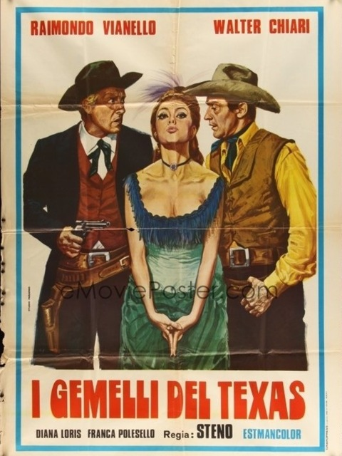 I gemelli del Texas