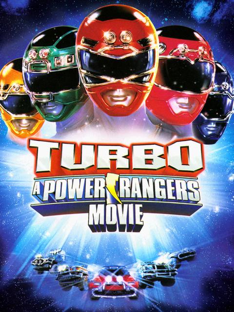 Power Rangers  - Turbo