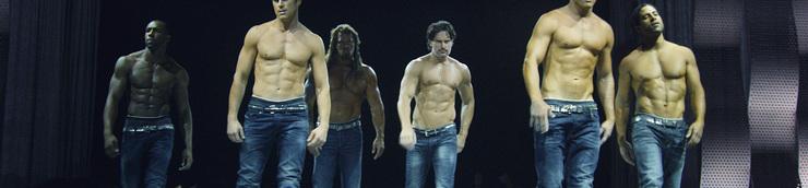 Le striptease au masculin !
