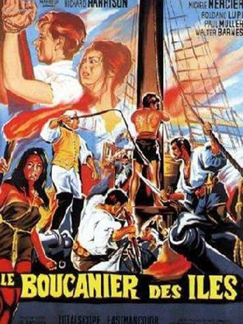 Le Boucanier des Iles