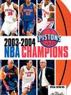 NBA Champions 2003-2004: Pistons