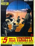 Les Cinq de la vendetta