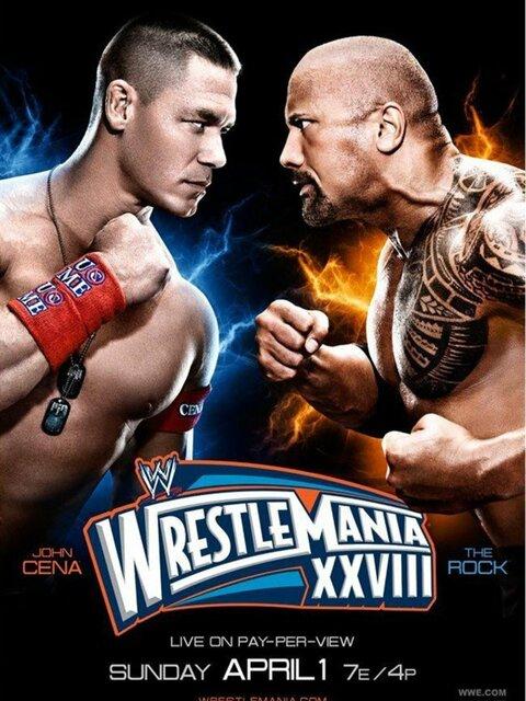 WWE WrestleMania XXVIII 2012
