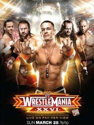 WWE Wrestlemania XXVI 2010