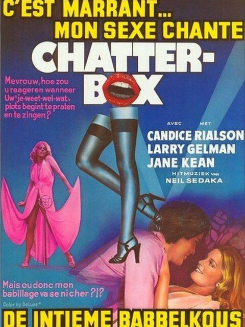 Chatterbox!