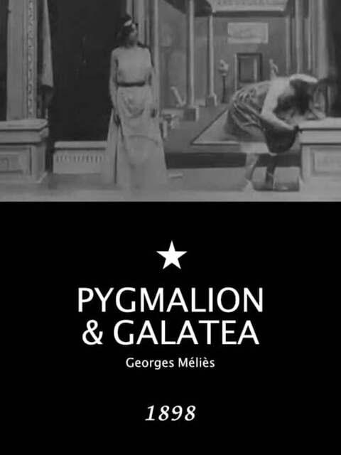 Pygmalion et Galathée