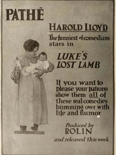 Luke's Lost Lamb