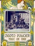 Zigoto, policier, trouve une corde
