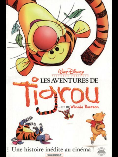Les Aventures de Tigrou et de Winnie l'ourson
