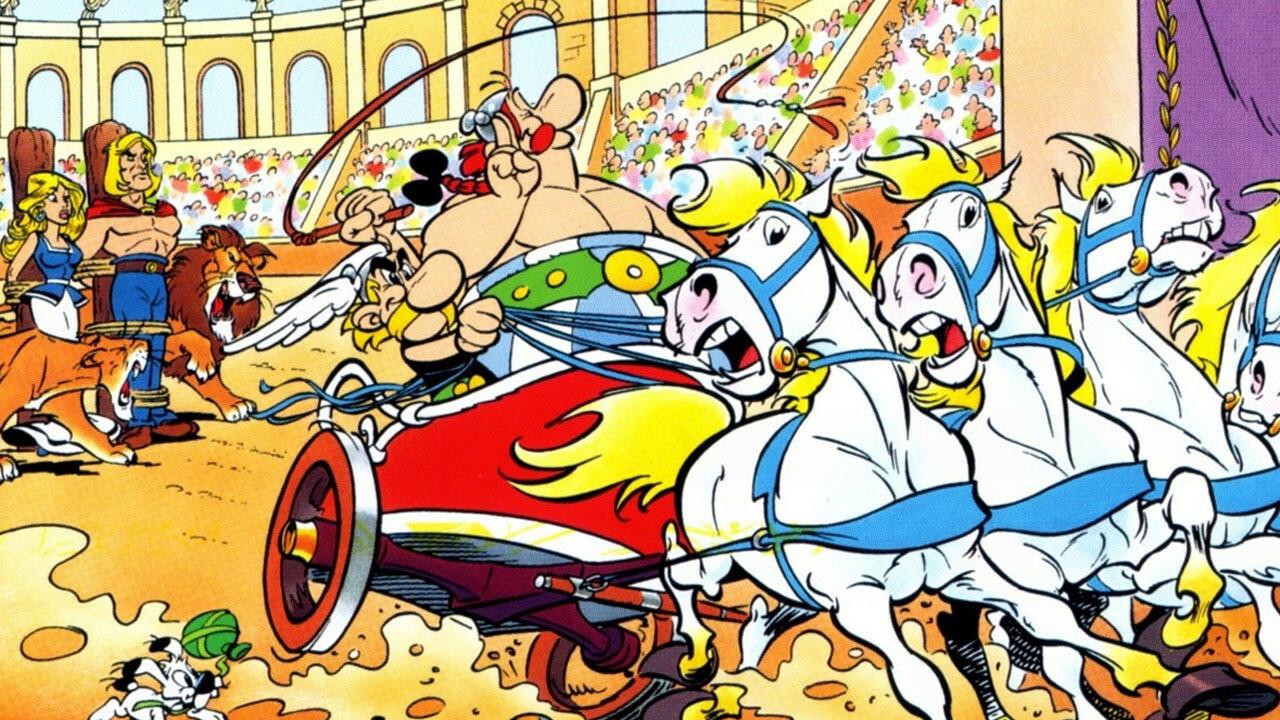 Asterix Et La Surprise De Cesar Un Film De 1985 Vodkaster