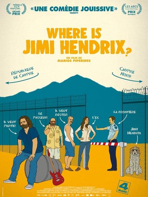Where is Jimi Hendrix ?