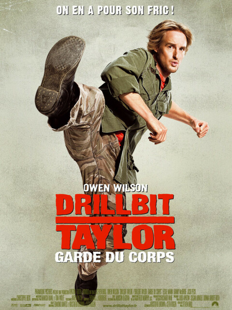 Drillbit Taylor : garde du corps