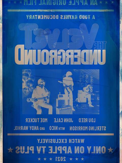 Untitled Lou Reed/Velvet Underground Project