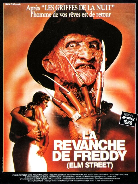 Freddy - Chapitre 2 : la Revanche de Freddy