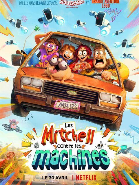 Les Mitchell contre les machines