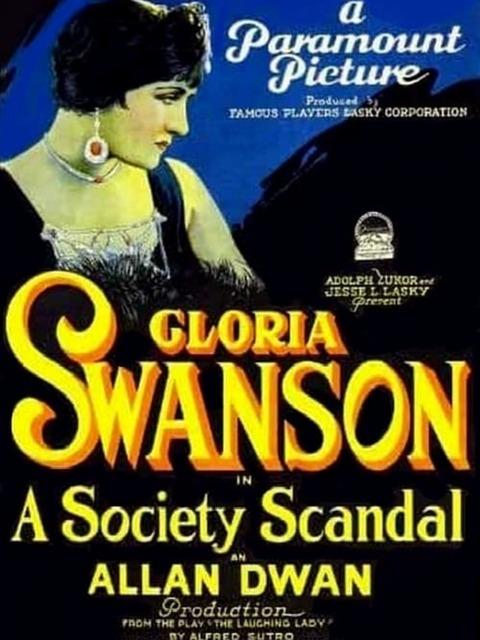 A Society Scandal