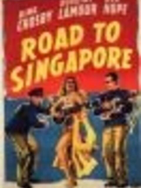 En route pour Singapoure
