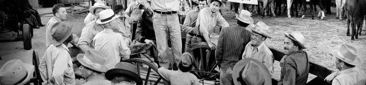 Martin Ritt & Paul Newman
