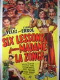 Six Lessons from Madame La Zonga
