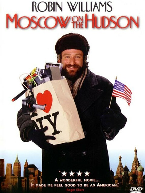 Moscou à New York