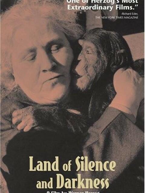 Le Pays du silence et de l'obscurite