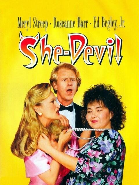She-Devil - La Diable