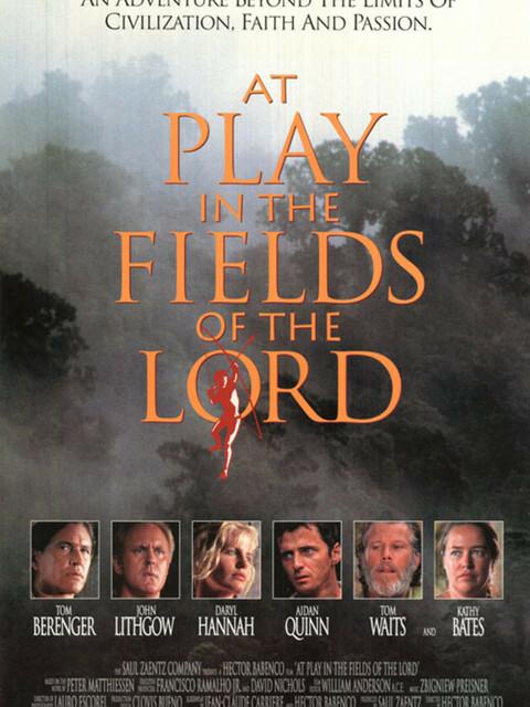 En liberté dans les champs du Seigneur
