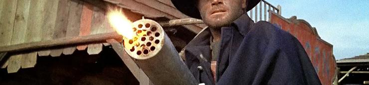 Les références de Q.Tarantino: Django Unchained