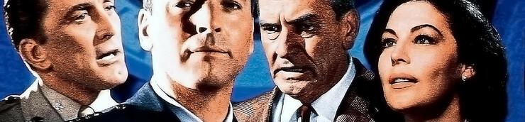 Sorties ciné de la semaine du 15 février 1964