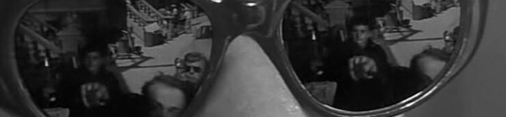 John Frankenheimer & Burt Lancaster