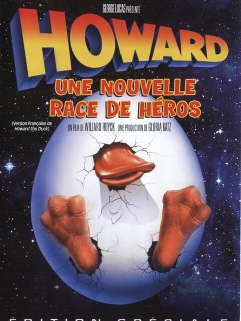 Howard ... Une nouvelle race de héros