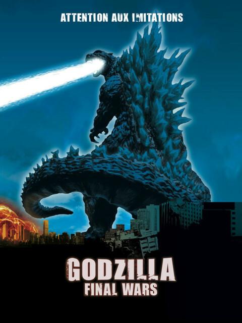 Godzilla, l'assaut final