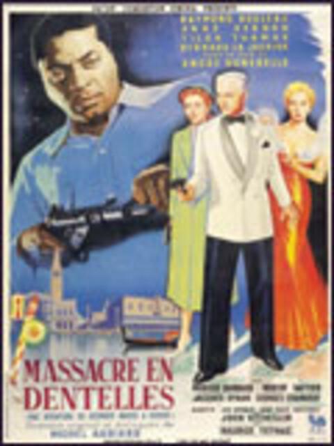 Massacre en dentelles