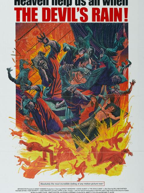 La Pluie du diable