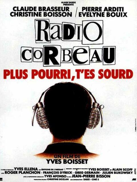 Radio corbeau