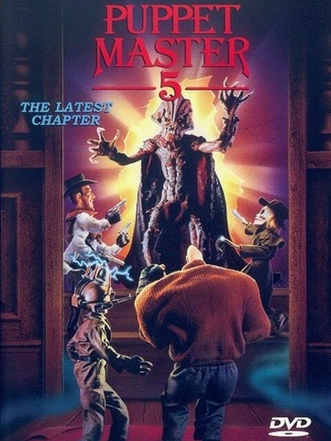 Puppet Master V : the final chapter
