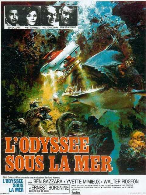 L'Odyssée sous la mer