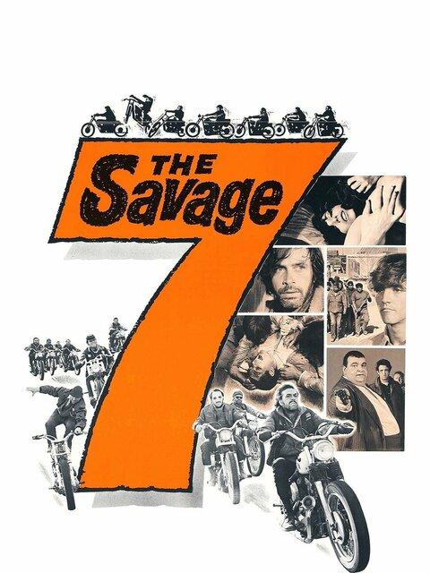 Les Sept Sauvages